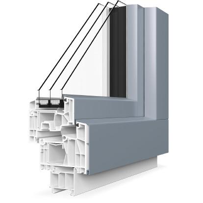 kunststoff alu fenster ka 88 heuberger fenster. Black Bedroom Furniture Sets. Home Design Ideas